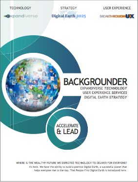 Expandiverse Technology - Backgrounder: What's the big problem and big solution?