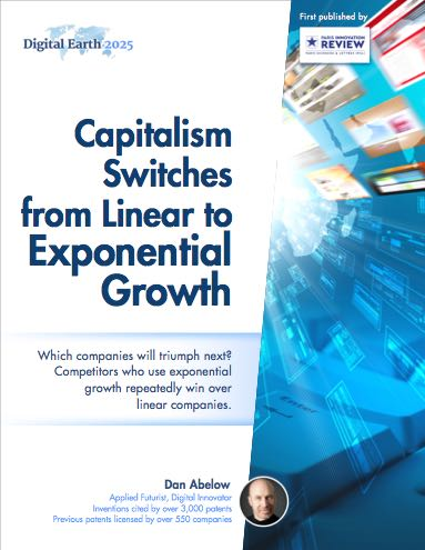 Expandiverse eBook: Capitalism Switches from Linear to Exponential Growth